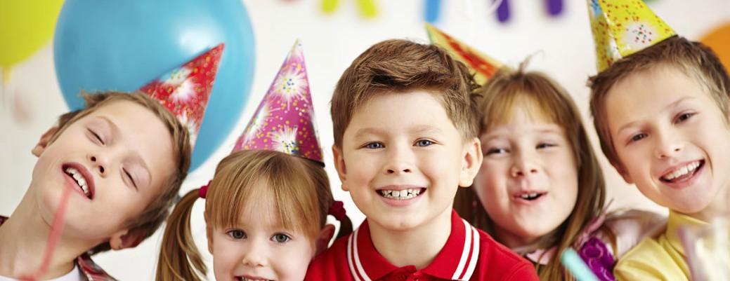 kinderfeestjes 9 jaar en ouder
