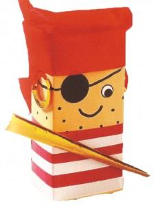 Wonderbaarlijk Piraten kinderfeestje thuis-Vier uw piraten feestje met deze tips HW-14