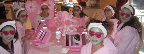 Genoeg Beauty Kinderfeestje Thuis - Tips voor een beauty feest thuis! &CM85